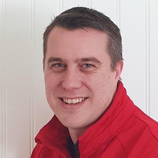 Dennis Aregarn, Regional Sales Manager Nordic/UK
