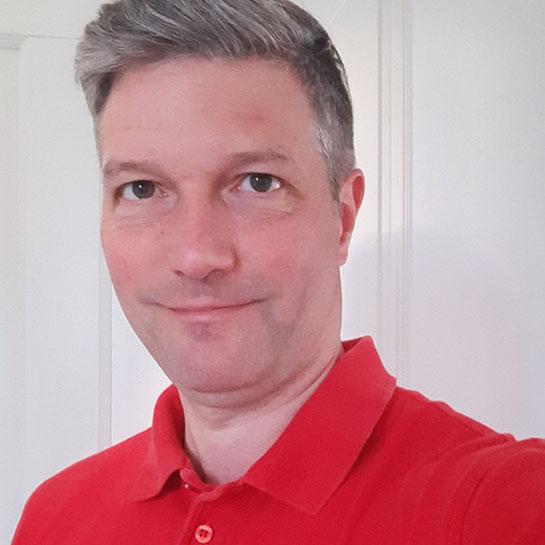 Olaf Höner, Account Manager Deutschland, Österreich, Schweiz