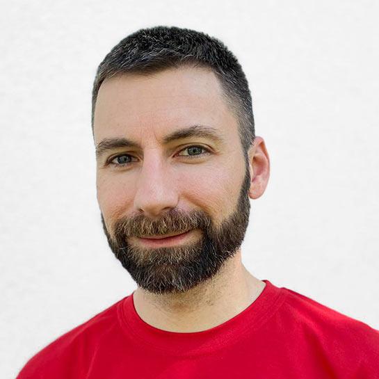 Ralf Kübler, Key Account Manager