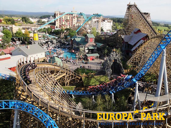 Wolman ensures long-term fun for the whole family at Europa-Park Rust