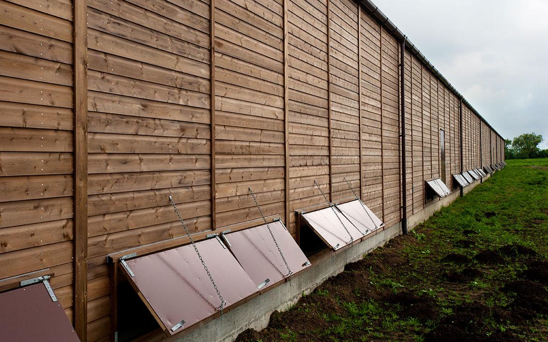 Treatment of constructional timber, Wolsit® EC application