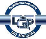 Wolman is certified according to the DQS quality management system DIN EN ISO 9001:2015